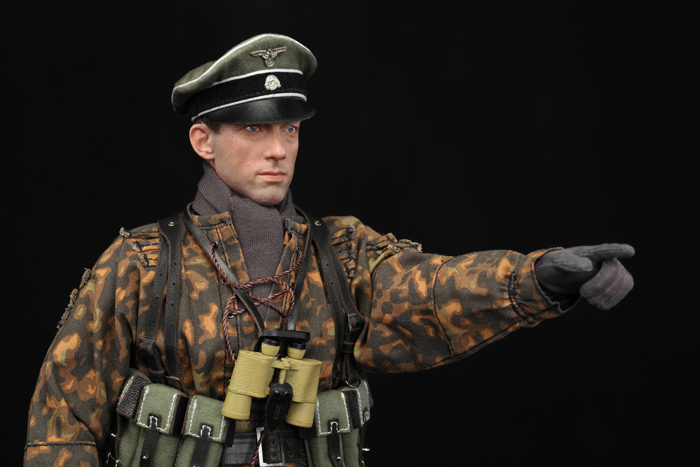 D80118 12th SS-Panzer Division Hitlerjugend Rainer