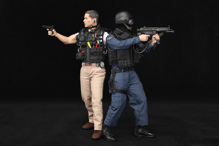 MA1003 LAPD SWAT '90s Kenny