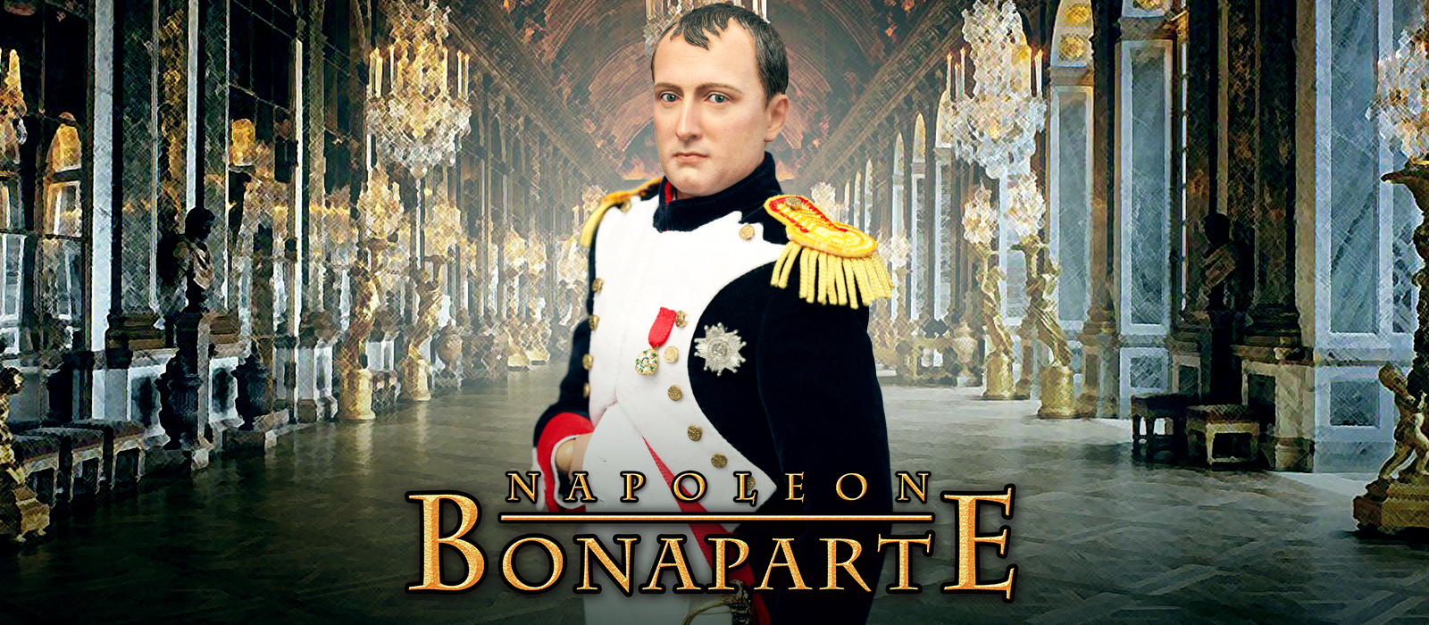 N80121 Emperor of the French Napoleon Bonaparte