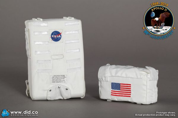 apollo 11 portable life support system Oxygen Purge System