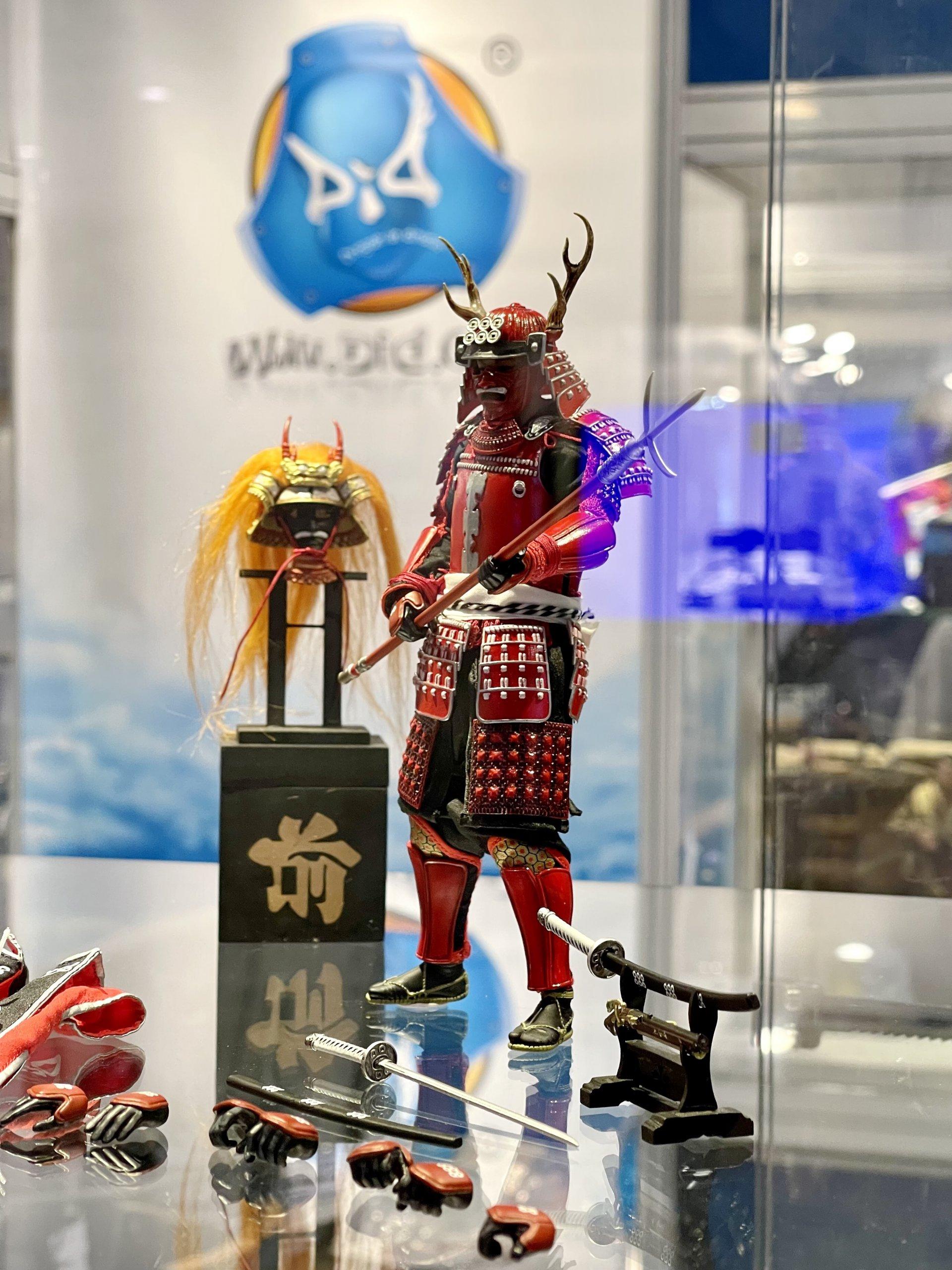 ACGHK 2021 -1/12 Japanese Samurai