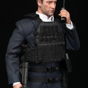 MA80119 US Secret Service Special Agent Mark