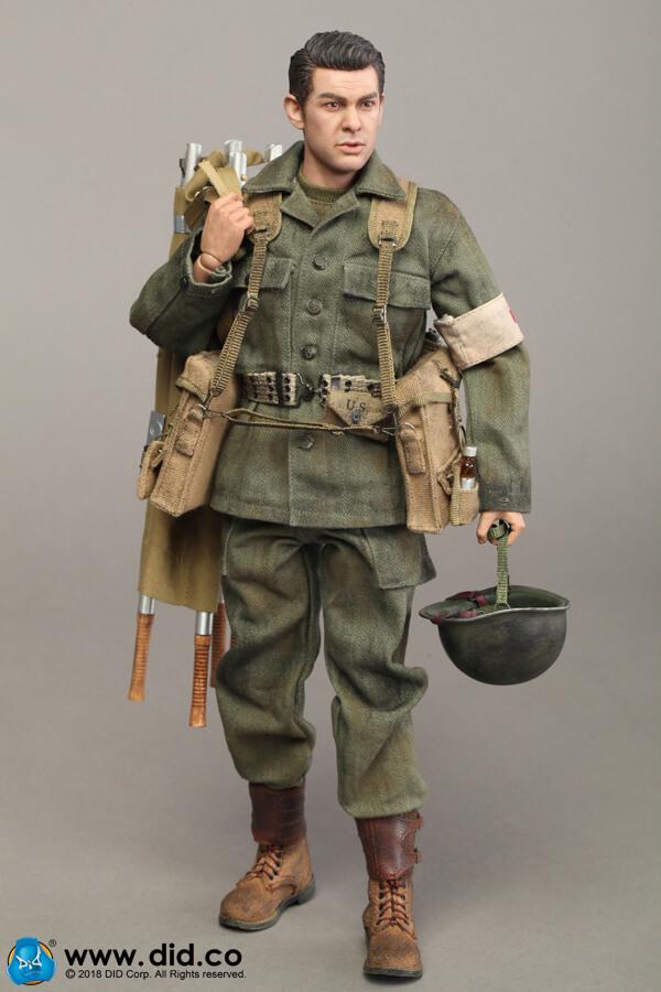 A80126 77th Infantry Division Combat Medic Dixon