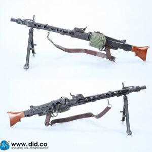 D80130 SS-Panzer-Divison Das Reich MG42 Gunner Dustin