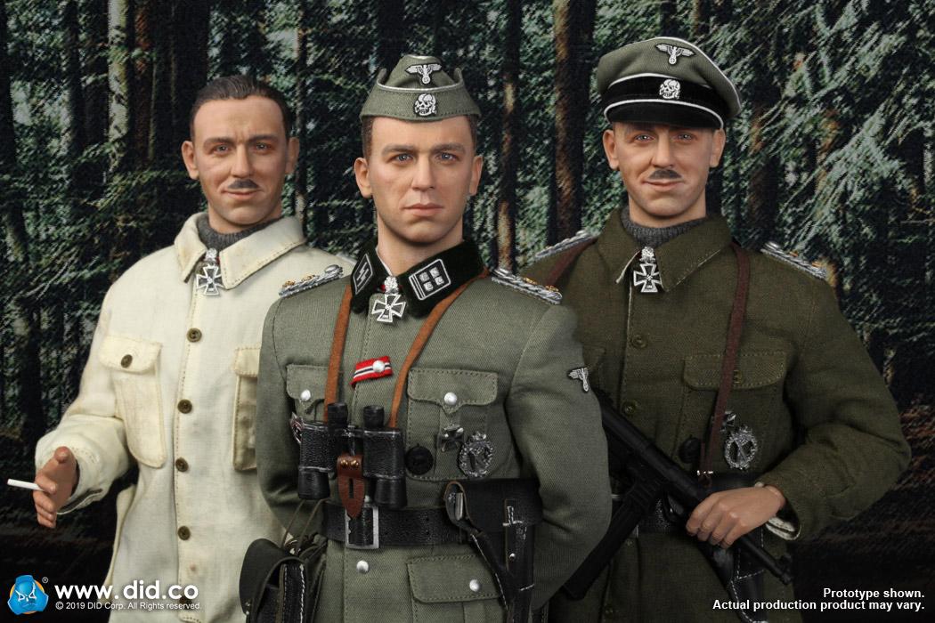 DID D80137 D80137 SS Obersturmbannführer Kurt Meyer 1