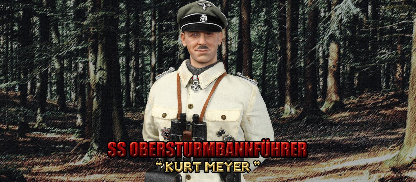 DID D80137 SS Obersturmbannführer Kurt Meyer banner 01
