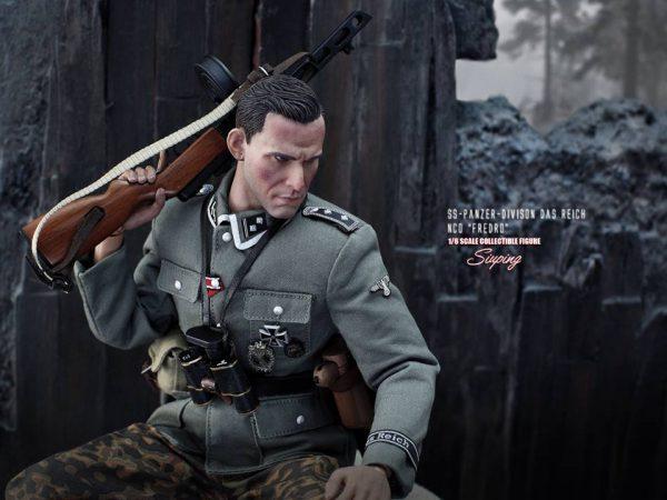 D80132 SS-Panzer-Division Das Reich NCO Fredro
