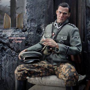 D80132 SS Panzer Division Das Reich NCO Fredro
