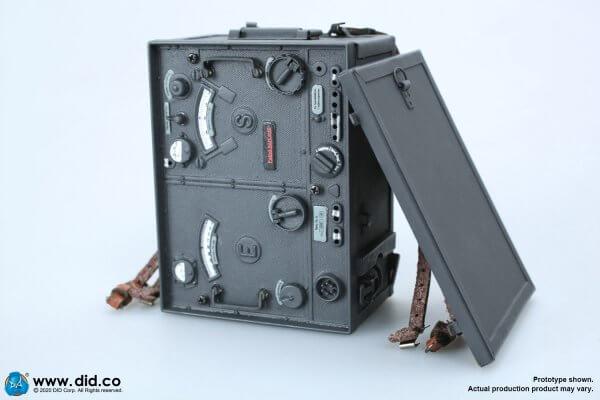 DID d80143 20th Waffen Grenadier Division SS 1st Estonian Radio Operator Matthias