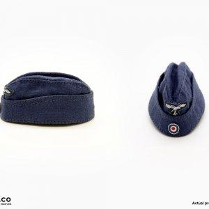 1/6 scale Luftwaffe overseas cap