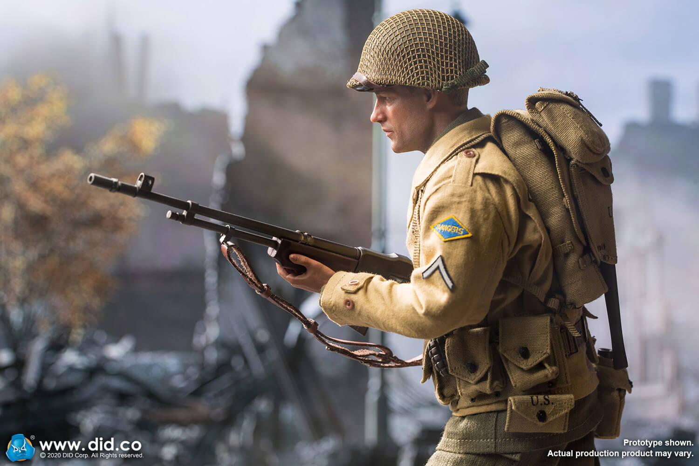 WWII US Rangers Reiben tutorials