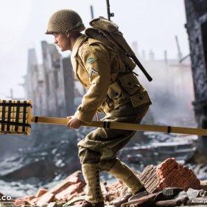 US 2nd Ranger Battalion Private First Class Reiben