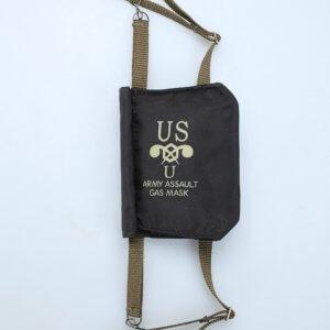 DID M7 assault gas mask bag