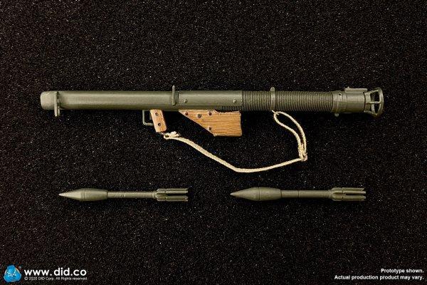 DID 1:12 101st airborne division ryan Bazooka