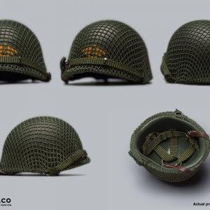 US 2nd Ranger Battalion Private First Class Reiben helmet