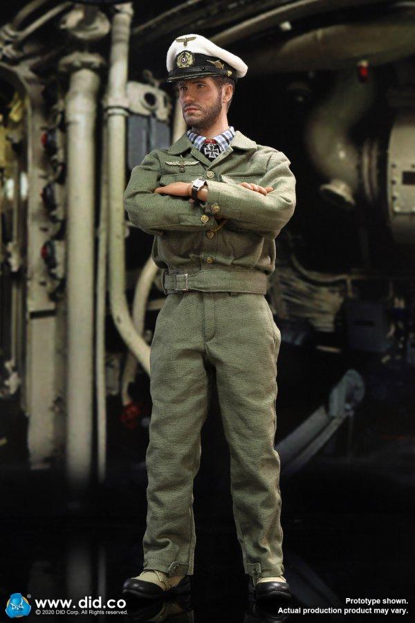 DID WWII German UBoat Commander Lehmann
