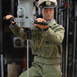DID German U-Boat periscope diorama