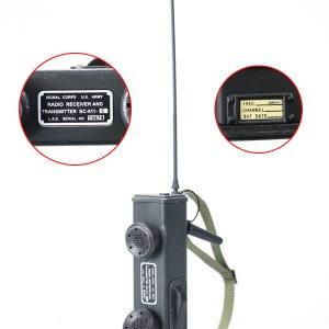 BC-611 RADIO