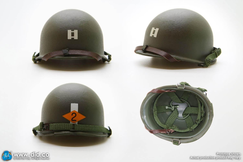 M1 Helmet with inner liner