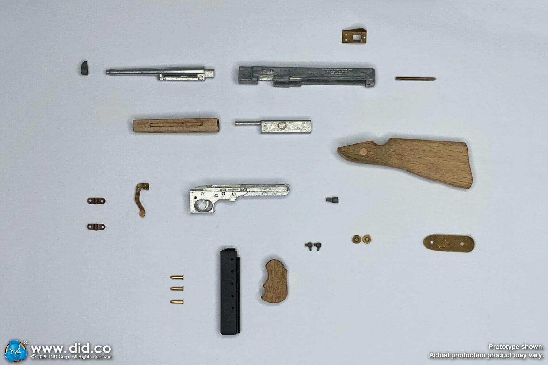 M1 Thompson SMG