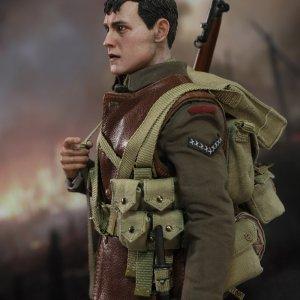 DID B11011 WWI British Infantry Lance Corporal William