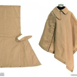 1/6 British WWI military cloak