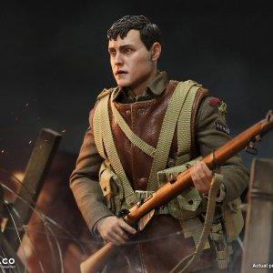 B11011 WWI British Infantry William