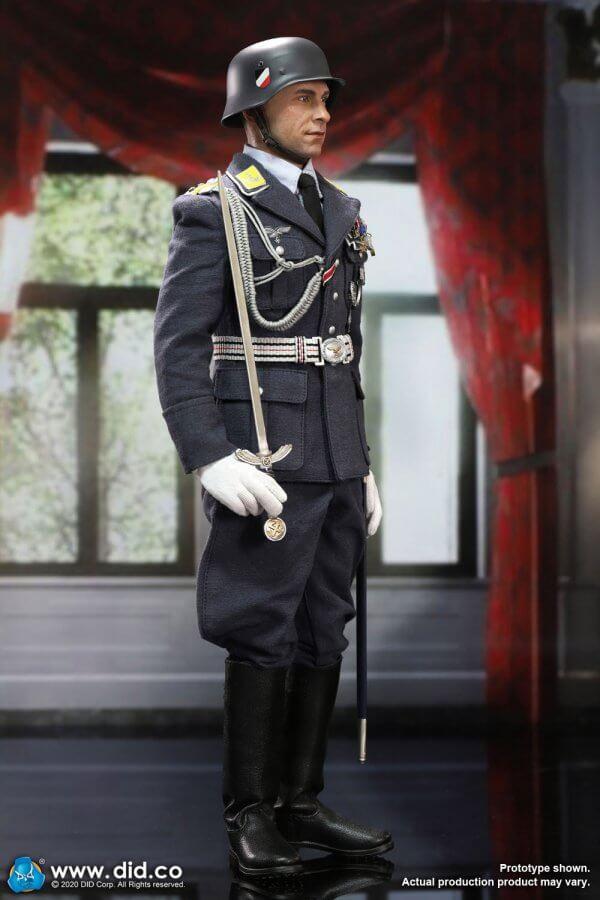 WWII German Luftwaffe Captain willi