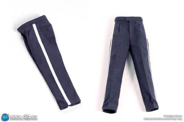 German Lufftwaffe blue-grey pants