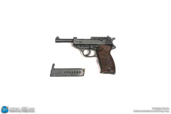 P38 pistol