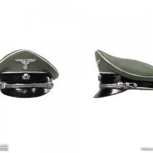 1:12 Michael Wittmann Waffen SS officer visor cap