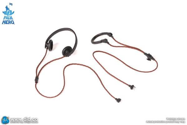 1:12 Michael Wittmann earphone and Throat vibration headset