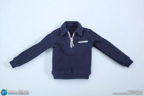 1/6 Blue sweater