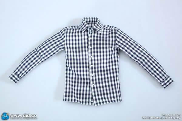 1/6 Plaid shirt