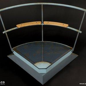 U-Boat Conning Tower Gun Deck dioramaregular version