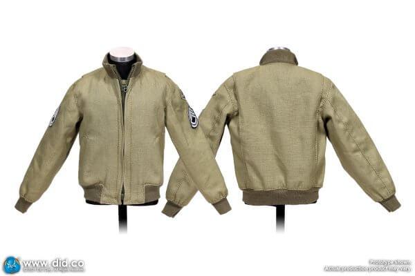 WWII US 2nd Ranger Battalion Sergeant Horvath US tanker jacket