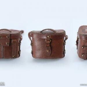 Binocular leather case (genuine leather)